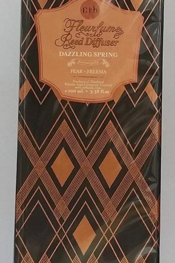 Dazzling Spring Fleurfume Reed Diffuser 100  ml.