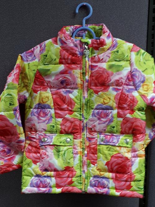 Padding jacket.