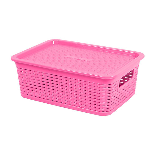 Plastic - Ratten Basket 3117