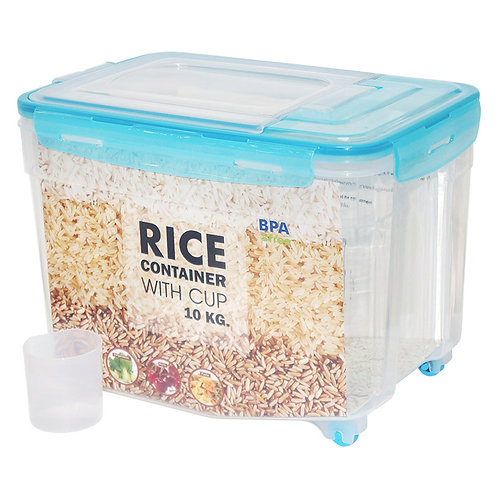 Rice Container (10KG) w/wheel
