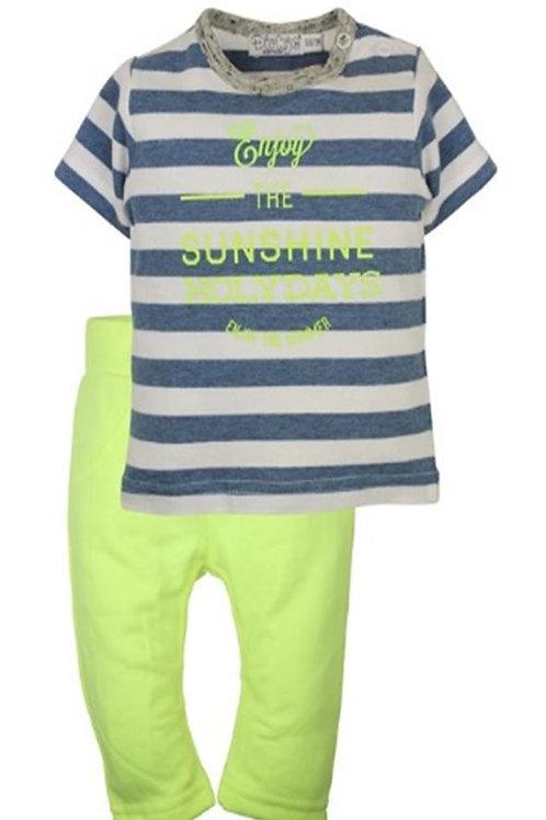 W24146:2 pce babysuit