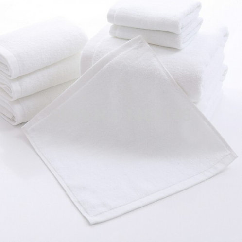 Face Towel / Public(Welcome) Hotel Quality Luxury  100% Combed Cotton Towel