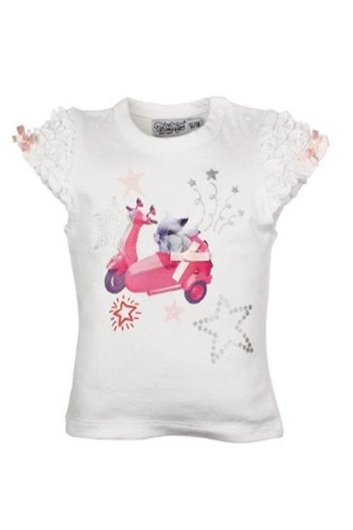 W24209 :Baby t-shirt rabbit