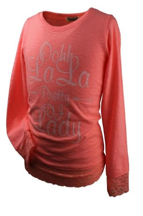 W24628:t shirt l.s