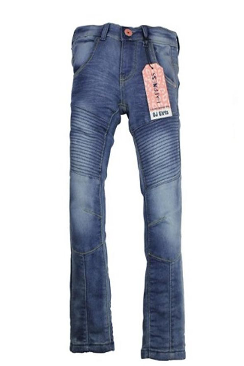 W24604:Knitted jeans