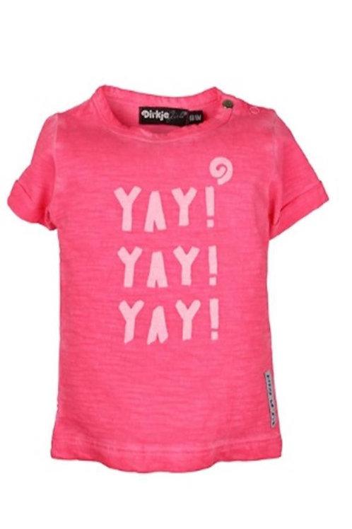 W24464:Baby t-shirt pigment dye