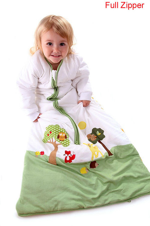 K 564 Baby assorted quilted sleeping bags