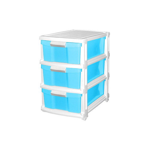 3 Tier Drawer w/wheel