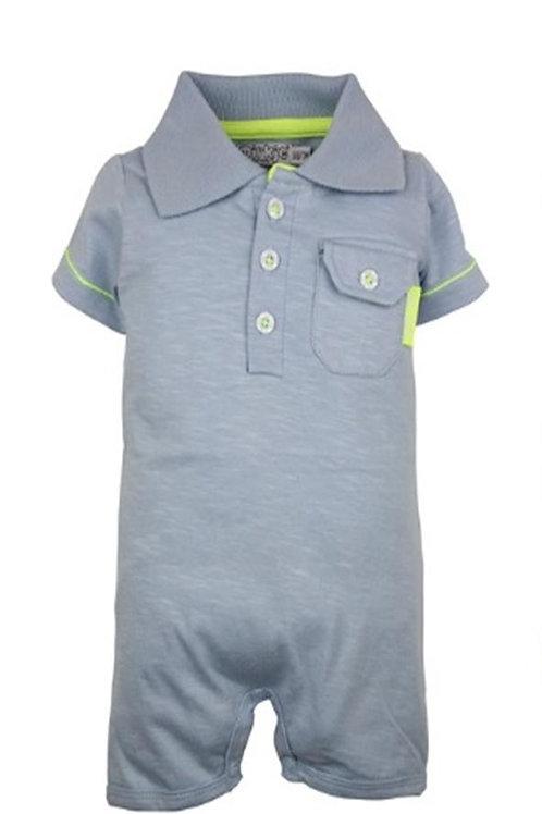 W24038 :1 pce babysuit polo
