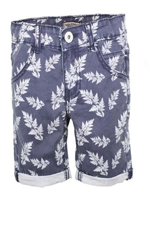 W24753:Shorts leaf