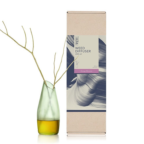 Diffuser 200ml -Orange Blossom