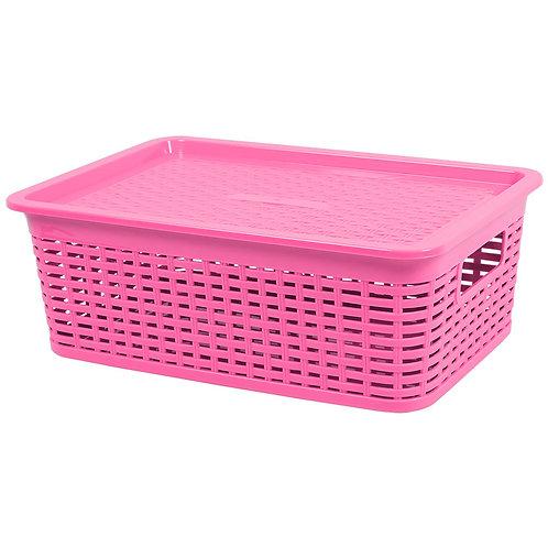 Plastic - Ratten Basket 3119