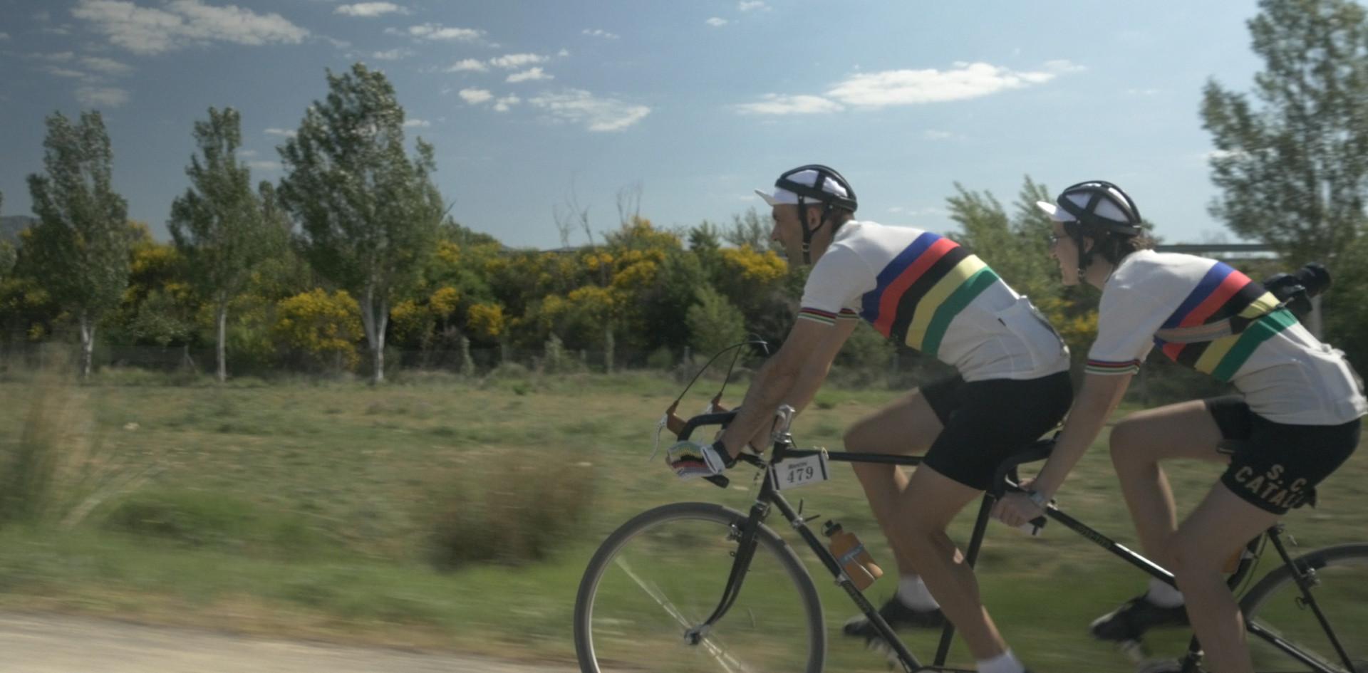 "Still 7 ""A Alma de um Ciclista"""