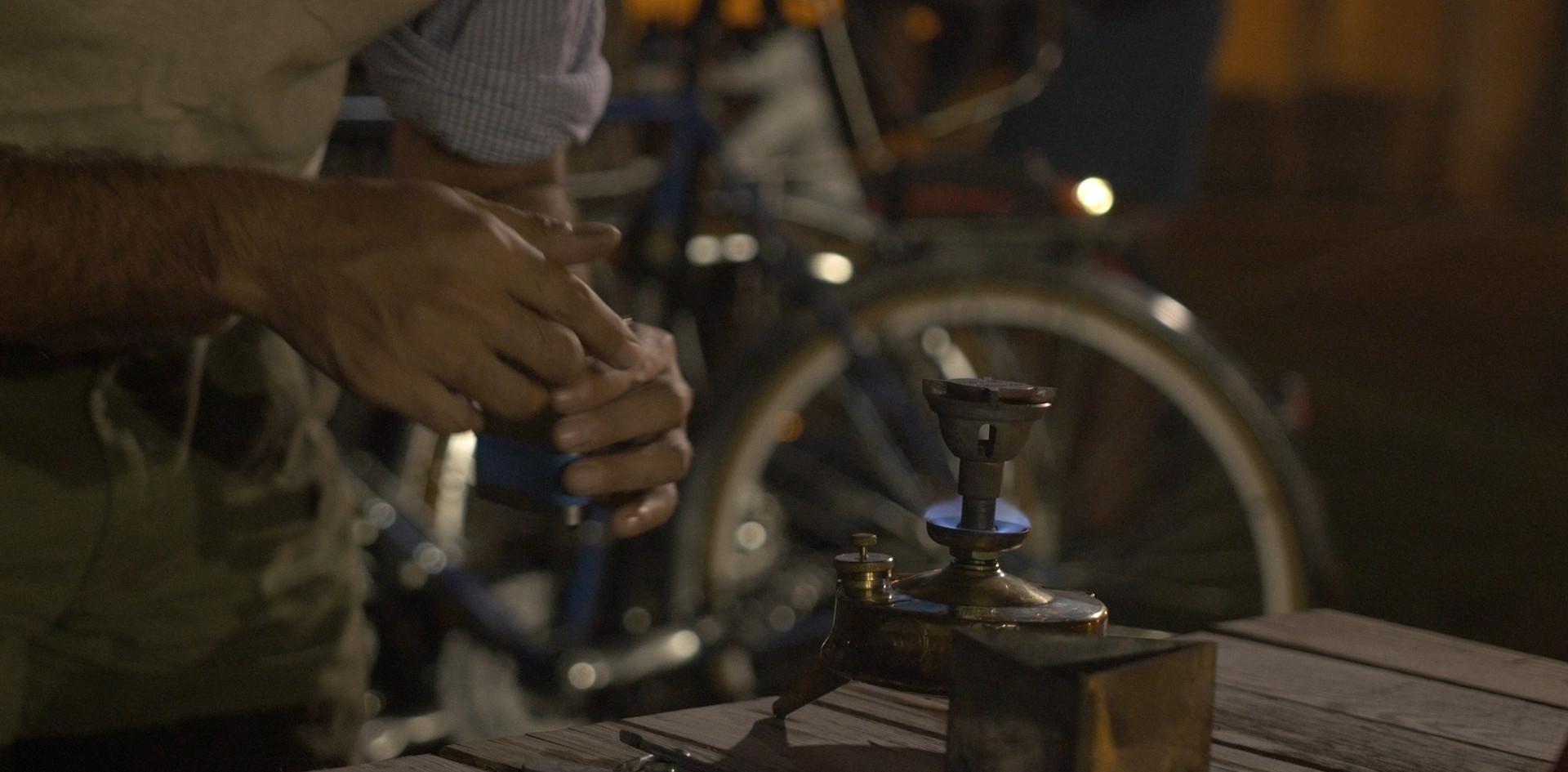 "Still 8 ""A Alma de um Ciclista"""