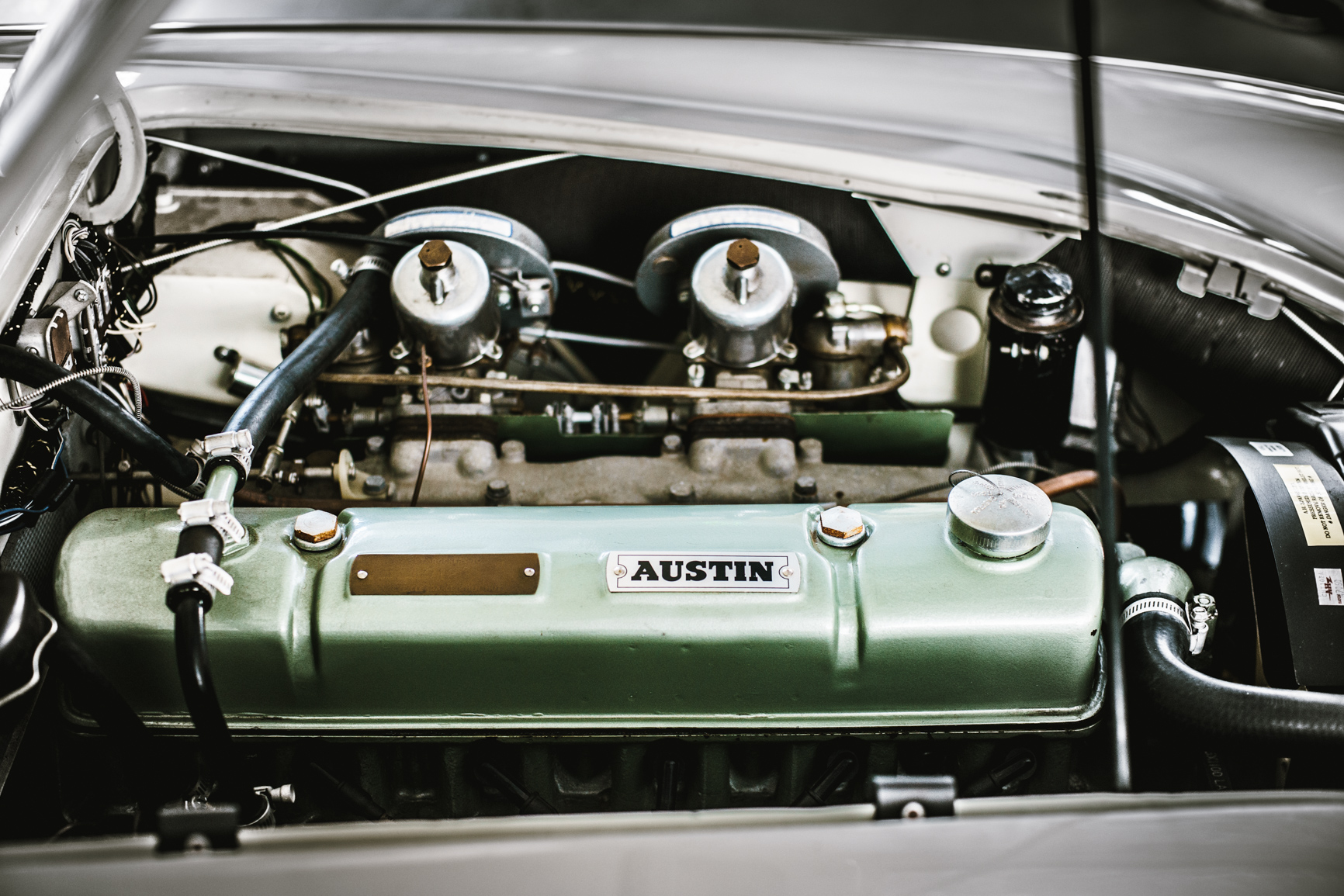 Moteur Austin-Healey