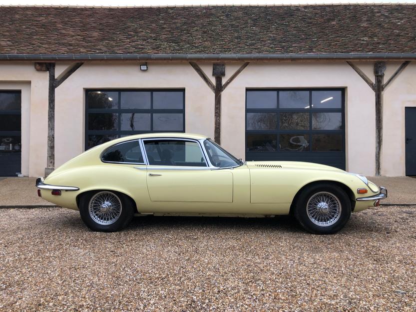 Jaguar Type E V12