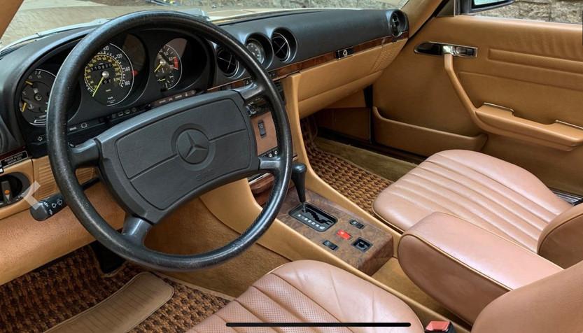 560 SL