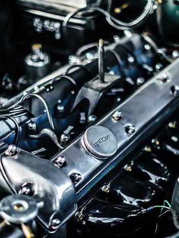 Moteur Jaguar Mk2
