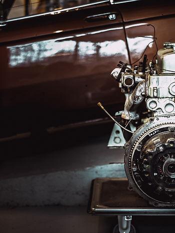 Moteur Austin Healey 3000