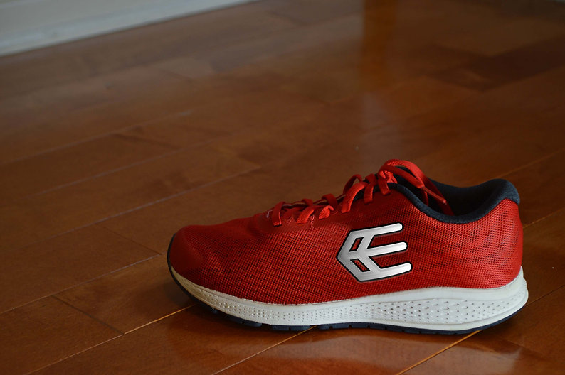 Running Shoe - Project 1C - Applications