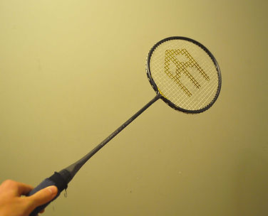 E LIFT - Applications - Badminton Racket