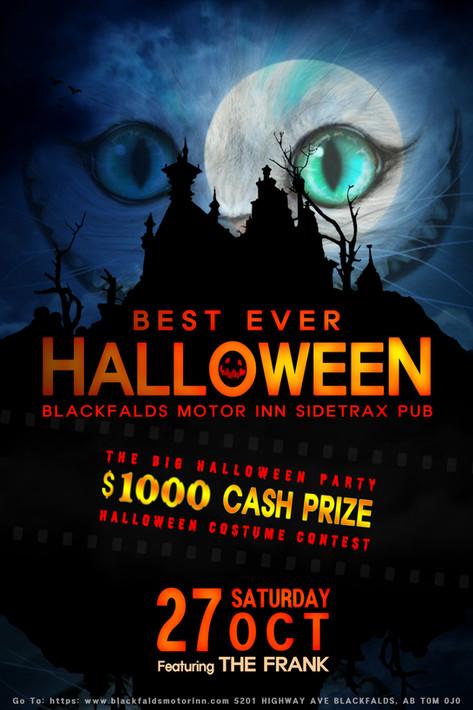 Halloween Poster 2018