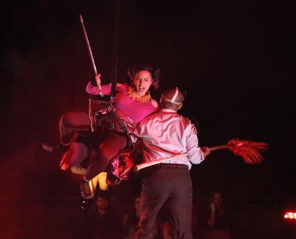 Red Flamboyant, Firebone Theater
