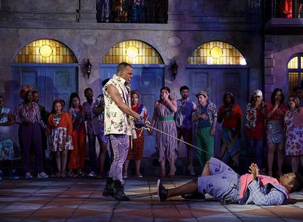 Twelfth Night, The Public Theater