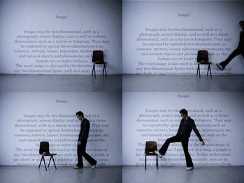 In Between, Video Performance, 2003