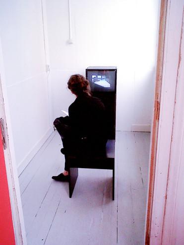 Blank Slate, De Appel, 2011