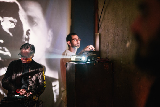 LIVE AUDIO VIDEO PERFORMANCE | DIALOGUE in MONOLOGUE