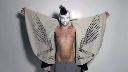 Fade for Digitaria, Fashion Video Art