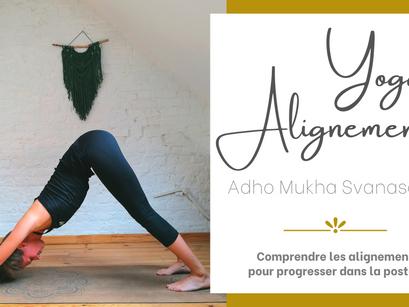 YOGA ALIGNEMENT: ADHO MUKHA SVANASANA