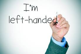 My interview about being left handed