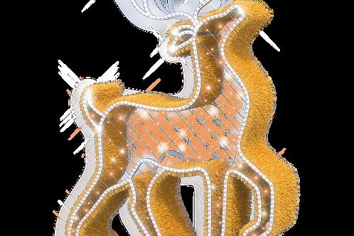 Majestic Reindeer - 6.3ft