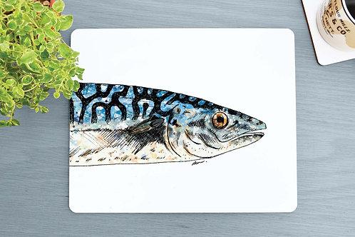 Mackerel Placemat design by R.Sawyer Designs