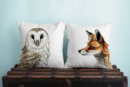 Mix and match any 2 cushions