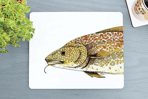 Atlantic Cod Placemat design by R.Sawyer Designs