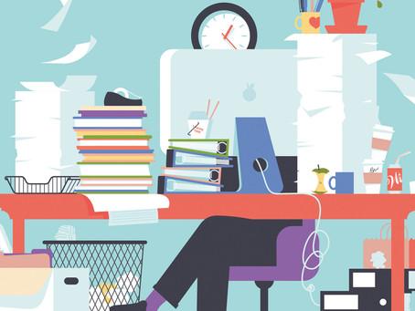 Zen guide to decluttering your workspace