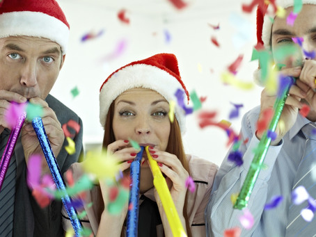 Office Christmas party season