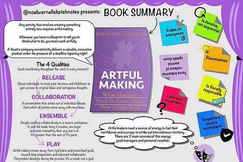 Artful Making - Book Summary