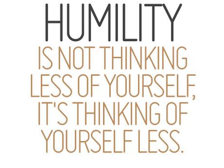 Why Humble?
