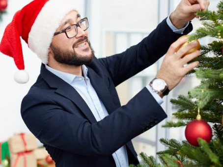 4 fun and festive ideas to give your team a memorable end to the year..
