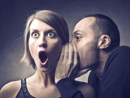 Dysfunction 30 – The wrong type of gossip
