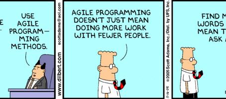 Agile jargon buster
