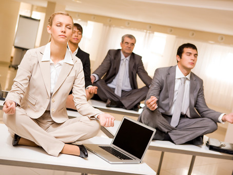 10 ways of being present at work