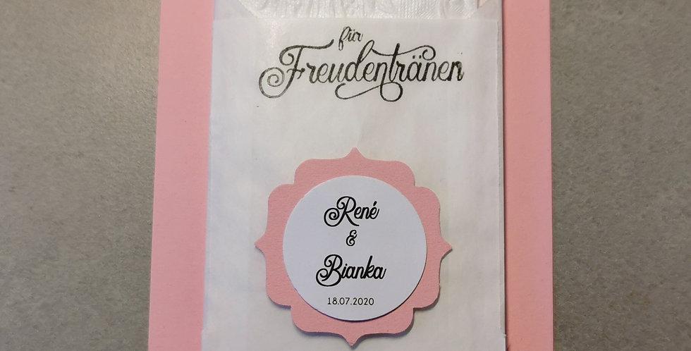Tränenfänger Ornament (rosa)