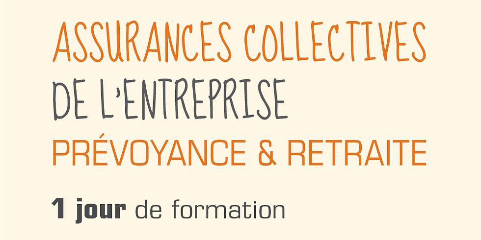 Assurances collectives de l'entreprise | Prévoyance & Retraite