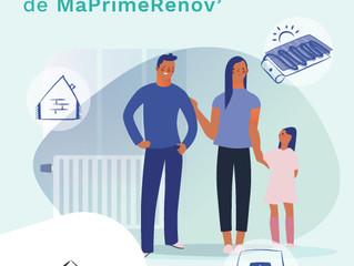 MaPrimeRénov' une bonne affaire pour l'IMMOBILIER ?