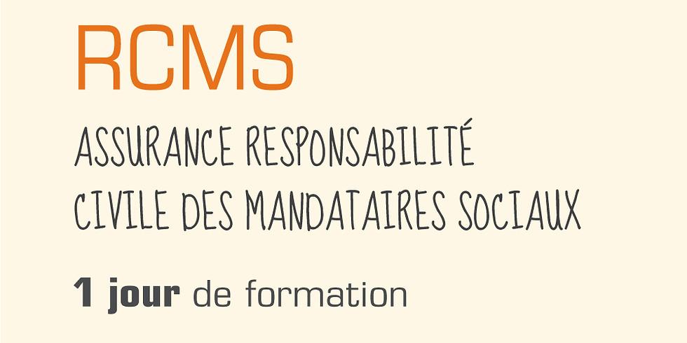 RCMS : Assurance responsabilité civile des mandataires sociaux